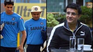 India vs England: Sourav Ganguly REVEALS Secrets About Ashish Nehra, And His Role in Virender Sehwag's Selection -- WATCH