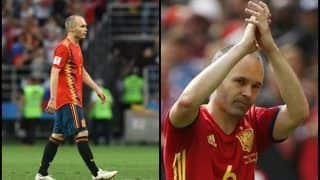FIFA World Cup 2018: Spain's Andreas Iniesta Retires From International Play After Loss to Russia in Penalty Shootout