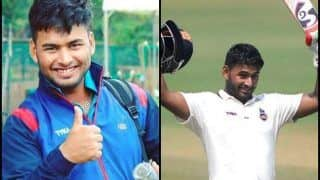 Dilip Vengsarkar Calls for Rishabh Pant's Inclusion in 3rd India-England Test