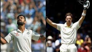 India vs England Test: How Indian Captain Virat Kohli Can Surpass Australia's Steve Smith in ICC Test Rankings to No 1 Spot