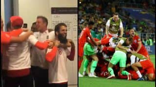 FIFA World Cup 2018: Despite Defeat Against India Jos Buttler, Jason Roy, England Cricket Team Celebrate Harry Kane's Penalty And England's Victory Over Colombia