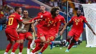 FIFA World Cup 2018: Belgium Rallies For Thrilling 3-2 Win Over Japan, Advances to Quarter-Finals -- MATCH REPORT