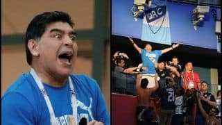 Diego Maradona Blames Argentine President For Violence Ahead of River-Boca Match