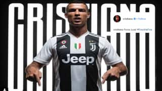 Real Madrid to Juventus: Cristiano Ronaldo's Latest Picture in New Club Jersey is a Hit Among Fans -- PIC