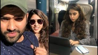 Rohit Sharma TROLLED by Ritika Sajdeh, Mahendra Singh Dhoni's Wife Sakshi, Yuvraj Singh Join in