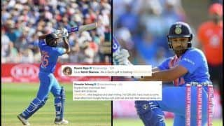 India vs England: How Indian, Western Media, Celebrities Reacted to Rohit Sharma's Record-Breaking 3rd T20I Ton