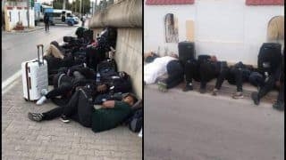 Zimbabwe's International Rugby Team Slept on The Streets in Tunisia