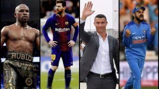 Forbes 2018 Highest Paid Athletes: Floyd Mayweather, Lionel Messi, Cristiano Ronaldo Bag 1-2-3, Virat Kohli Only Indian in Top 100, Full List Here