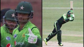 Pakistan vs Zimbabwe 5th ODI: Fakhar Zaman Creates World Record, Pips Virat Kohli, Sir Vivian Richards to Become Fastest to 1000 ODI Runs in 18 Innings