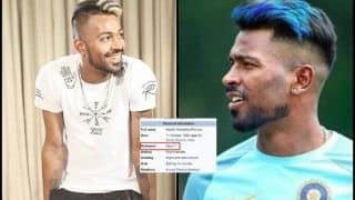 India vs England 3rd ODI Leeds: Indian Allrounder Hardik Pandya Has a New Nickname Thanks to Wikipedia, 'Hairy'