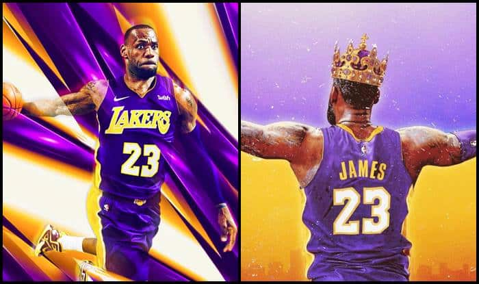 Lebron James Signs 4 Year Contract With Los Angeles Lakers For 153 3m Deal India Com