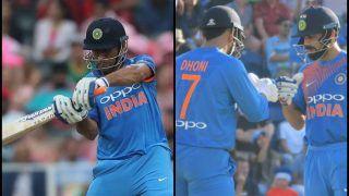 India vs England 1st ODI Trent Bridge: MS Dhoni Needs 33 Runs to Join Sachin Tendulkar, Sourav Ganguly in The 10,000-Runs-Club, Full List