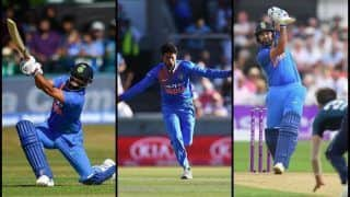 India vs England 3rd ODI Headingley Statistical Preview: Kuldeep Yadav, Suresh Raina on Verge of Record And Milestone to Rohit Sharma's Staggering Stats in Deciders