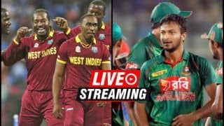 West Indies vs Bangladesh Live Streaming, Test-Series: When And Where to Watch