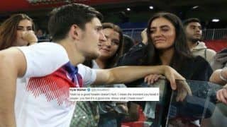 FIFA World Cup Quarter-Finals 2018: England vs Sweden -- Kyle Walker's Witty Tweet to Harry Maguire Goes Viral as Netizens Join in