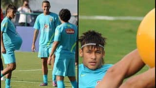 FIFA World Cup 2018: Brazil vs Mexico Preview -- Neymar's Brazil Prepare For Samara Samba in Last 16 Clash vs Mexico -- IN PICS