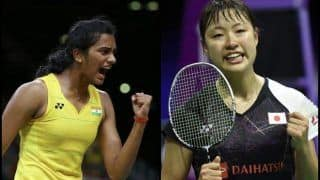 Thailand Open 2018 Final, PV Sindhu vs Nozomi Okuhara Highlights Badminton Score and Updates