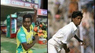 Tamil Nadu Premier League 2018: Ruby Tricky Warriors vs Lyca Kovai Kings: Watch Laxman Sivaramakrishnan's Prodigy Manigandan Ape Him
