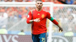 FIFA World Cup 2018: Will Play 2022 World Cup With White Beard: Spanish Captain Sergio Ramos