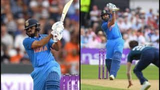 India vs England 3rd ODI Leeds: Shardul Thakur Hits a Six, Joins Rohit Sharma, Saves 30-Year-Old UNWANTED Record