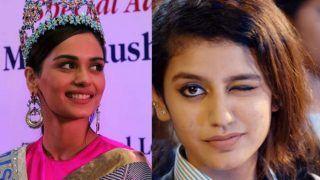 Miss World Manushi Chhillar Crosses 4 Million Followers on Instagram Which is Still Less Than Priya Prakash Varrier