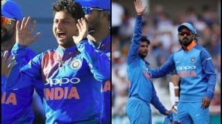 India vs England 1st ODI Trent Bridge: Kuldeep Yadav Creates a New Record, Becomes First Left-Arm Spinner to Pick Six Wickets in England And Records he Made