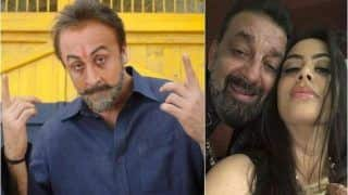 Sanjay Dutt's Daughter Trishala Dutt Unhappy With Rajkumar Hirani's Sanju Featuring Ranbir Kapoor?