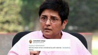 FIFA World Cup 2018 Final: Kiran Bedi Gets TROLLED For
