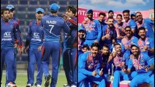 Afghanistan Pips Virat Kohli's India, Have Better Highest Win Percentage While Chasing 150+