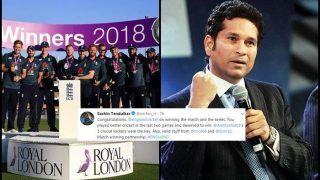 England vs India 3rd ODI Leeds: Sachin Tendulkar Congratulates England For Winning Series And Hails Joe Root, Eoin Morgan, Adil Rashid For Win