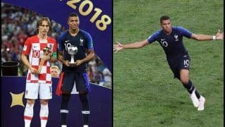 FIFA World Cup Final 2018: Croatia's Luka Modric Wins Golden Ball Award For Best Player in World Cup, Kylian Mbappe Wins Young Player Award
