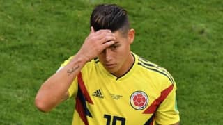 FIFA World Cup 2018: Colombia vs England Round of 16 -- James Rodriguez Suffers Minor Edema in Soleus, Raising Doubts Over England Match