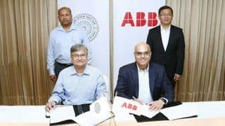 ABB Signs Power Distribution Agreement With IIT Roorkee For Smart Cities
