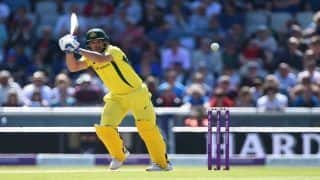 Aaron Finch Touches Another Landmark, Becomes First Player in T20 Internationals to Breach 900-Point Mark