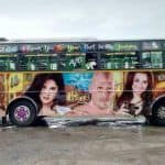Sunny Leone, Mia Khalifa And Other Pornstars Painted on Kerala Bus Leaves Twitterati in Splits
