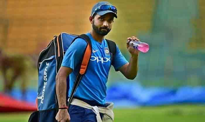 File Image of Ajinkya Rahane