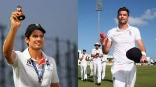 India vs England 2018: Test Heavyweights Alastair Cook, James Anderson Eye History in England's Historic 1000th Test Match