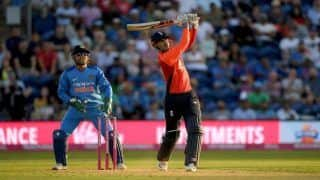 England vs India, 2nd T20I: Alex Hales Half-Century Guide Hosts to Series-Levelling Win in Cardiff