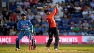India vs England, 2nd T20: एलेक्स हेल्स की अर्धशतकीय पारी, अंतिम ओवर में 5 विकेट से जीता इंग्लैंड