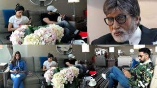 Amitabh Bachchan Shares a Hilarious Moment From Family Vacation With Navya Naveli, Shweta Nanda and Abhishek Bachchan