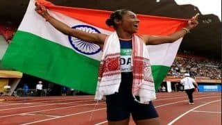 Hima Das' CoachNiponDas Accused Of Sexual Assault By Woman Athlete, He Claims Innocence