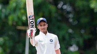 अंडर 19 टीम इंडिया का श्रीलंका मेें दमदार प्रदर्शन, दूसरे टेस्ट के पहले दिन बनाए 428 रन