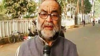 भाजपा MLC बुक्कल नवाब के अयोध्या पर दिए बयान से हंगामा, छोड़ना पड़ा मंच