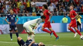 FIFA WC: Belgium vs Japan Highlights, Belgium Wins in 3-2 Comeback, Vertonghen, Fellaini and Chadli Scores