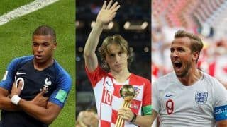 Analysis: FIFA World Cup 2018 Best Combined XI Featuring Harry Kane, Kylian Mbappe, Luka Modric, Antoine Griezmann, Kante And And Co