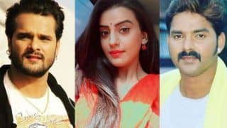 Bhojpuri Superstars Khesari Lal Yadav and Pawan Singh's Relationship Declines Because of Akshara Singh?