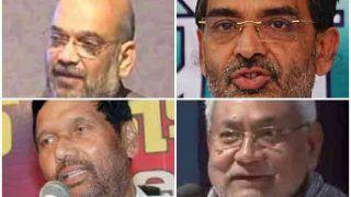 बिहार में चुनाव के अभी से दिख रहे साइड इफेक्ट, कहीं उमड़ रहा प्यार तो कहीं पड़ी दरार