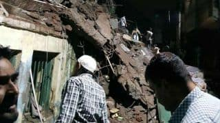Coimbatore: 5 Feared Trapped as Building Collapses Due to Heavy Rains