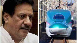 कांग्रेस नेता बोले- मोदी का 'सपना' बहुत महंगा, सत्ता में आए तो बंद करेंगे बुलेट ट्रेन प्रोजेक्ट