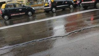 Mumbai: Cracks Found on Overbridge at Grant Road Station, Traffic Diverted; BMC Officials, Engineers And Police Personnel Reach on Spot